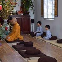 Từ Ân Thiền Đường  TổSưThiền ThíchMinhNgọc  - Santa Ana, CA U.S.A