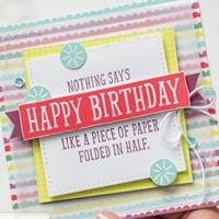 Shelley Jones -  Independent Stampin' Up Demonstrator