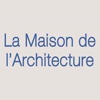 La Maison de l'Architecture