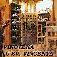 Vinotéka U sv. Vincenta