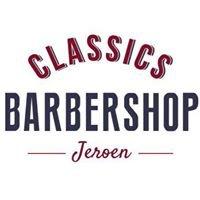 Classics Barbershop Jeroen