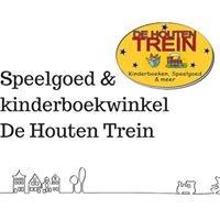 De Houten Trein, speelgoed en kinderboeken