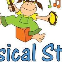 Musical Steps - Glasgow, West End