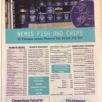 Nemo's Fish and Chip Shop