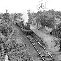 Fairford railway station