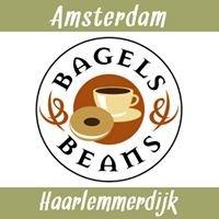Bagels & Beans Haarlemmerdijk Amsterdam