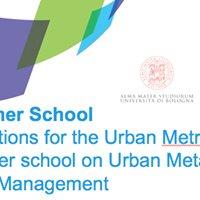 Climate-KIC PhD Summer School Urban Transition Amsterdam-Bologna 2017
