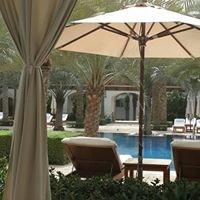 Amara spa, park hyatt Dubai.