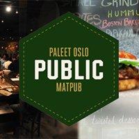 Public Gastropub : Paleet