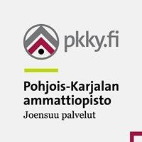 Pohjois-Karjalan ammattiopisto Joensuu palvelut