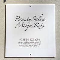 Beauty Salon Merja Reis by Merja Böök