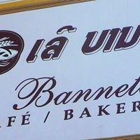 Le Banneton Café French Bakery - Vientiane