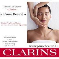 """Institut de beauté """"Pause beauté"""" -CLARINS-"""