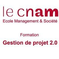 Formation gestion de projet 2.0 CNAM