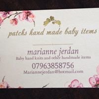 Patchs Handmade Baby  Items