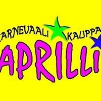 Karnevaalikauppa Aprilli