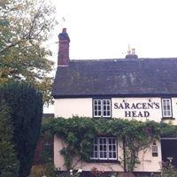 The Saracens Head, Shirley
