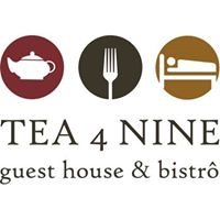 Tea4Nine, Guest House & Bistrô