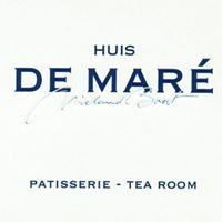 DeMaré patisserie lunch koffie