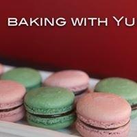 Baking with Yufei