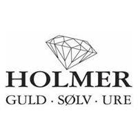 Holmer Guld Sølv Ure