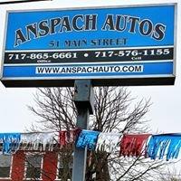 Anspach Autos