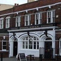 The White Swan Pub Charlton Supporter