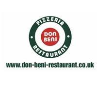 Don Beni Pizzeria Restaurant Eton