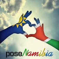 Pose Namibia