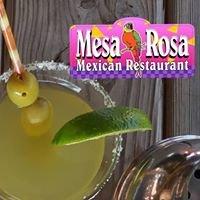 Mesa Rosa Mexican Restaurant