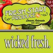 Fresh Start Produce Too