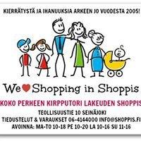 Lakeuden Shoppis - Koko perheen kirppis