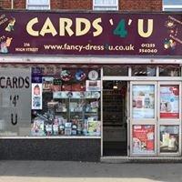 Cards 4 U Dovercourt