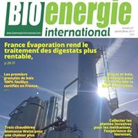 Bioénergie international