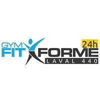 Gym Fit Forme Laval