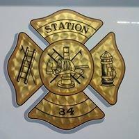 Ridgeway Vol. Fire Co. #1 Sta. 34