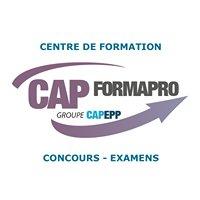 CAP Formapro centre de formation concours et examens