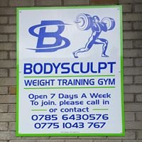 Bodysculpt Weight Training Gym