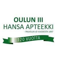 Oulun III Hansa Apteekki