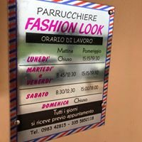 Parrucchiere Unisex Fashion Look By Giampy
