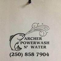 Archer Powerwashn'water