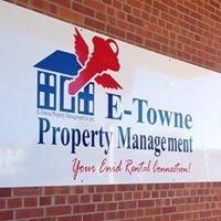 E-Towne Property Management
