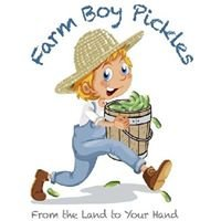 Farm Boy Pickles by Breezy Willow Farm