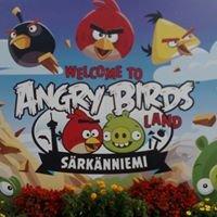 Särkänniemen Angry Birds Land