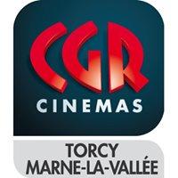 Cinéma CGR Torcy-Marne La Vallée
