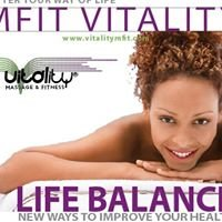 Vitality Massage & Fitness