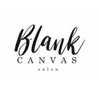 Blank Canvas Salon