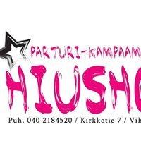 Parturi- Kampaamo Hiusholli