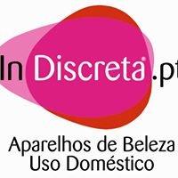 Lojas InDiscreta - Aparelhos de Beleza. Uso Doméstico.