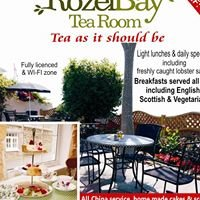 Rozel bay tea room